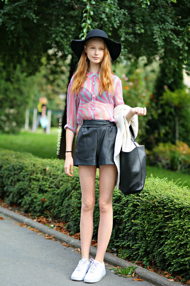 Grace simmons paris september 2014 modelsjam - Simmons simmons paris ...